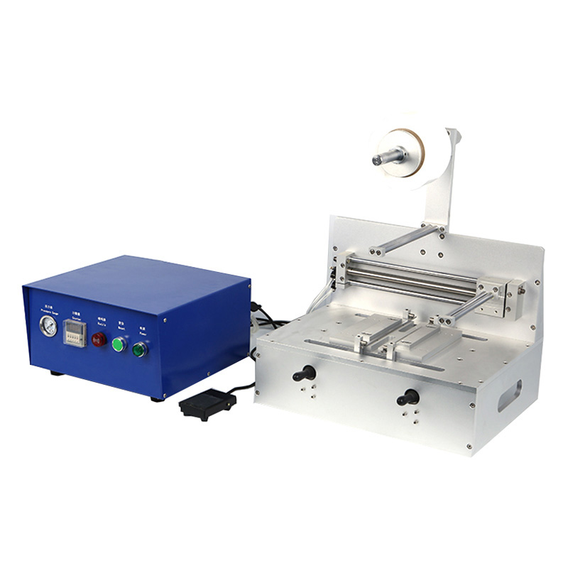 Lab Manual Lithium Battery Stacking Machine for Pouch Cell
