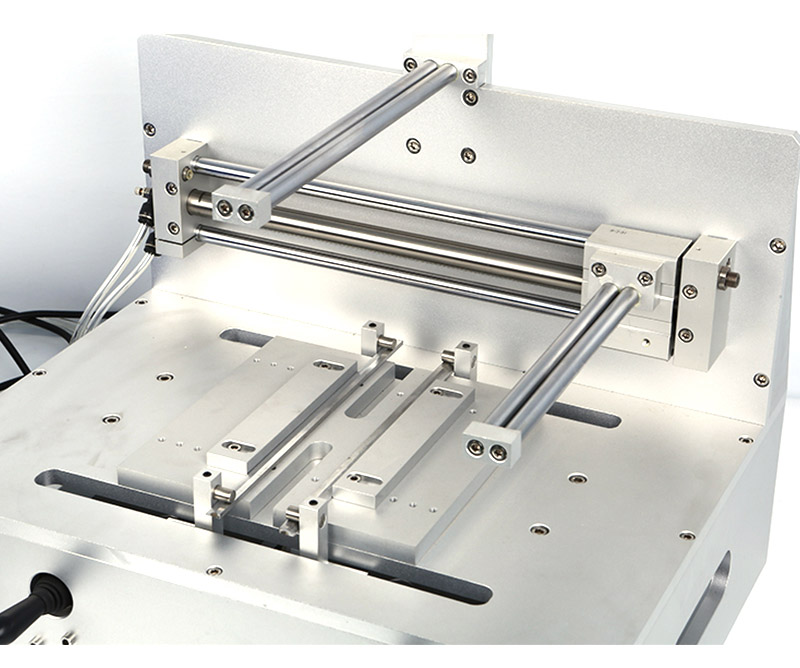 Manual Pouch Cell Stacking Machine for Lab