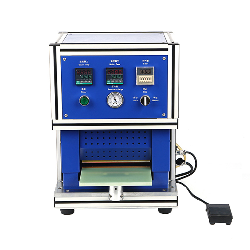 Compact Heating Sealer for Sealing Laminated Aluminum Case of Pouch Cells
