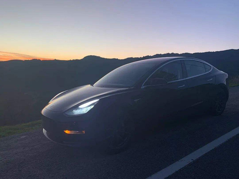 Tesla Million Miles Battery Car