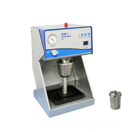 Compact Vacuum Mixing Machine