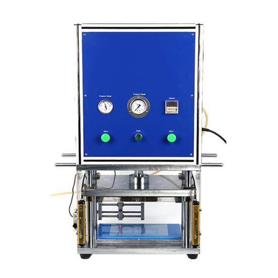 Battery Electrode Die Cutting Machine