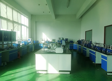 AOTELEC Small Lithium Battery Laboratory Was Set Up